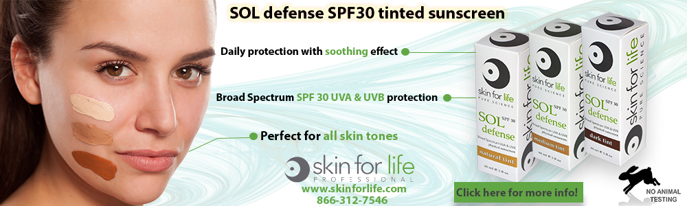 Skin For Life Ad