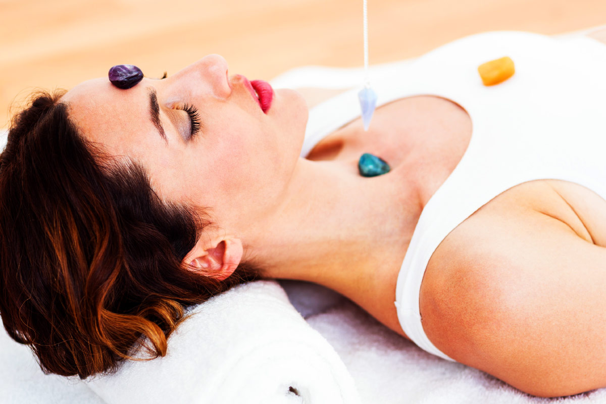 Hypnosis massage