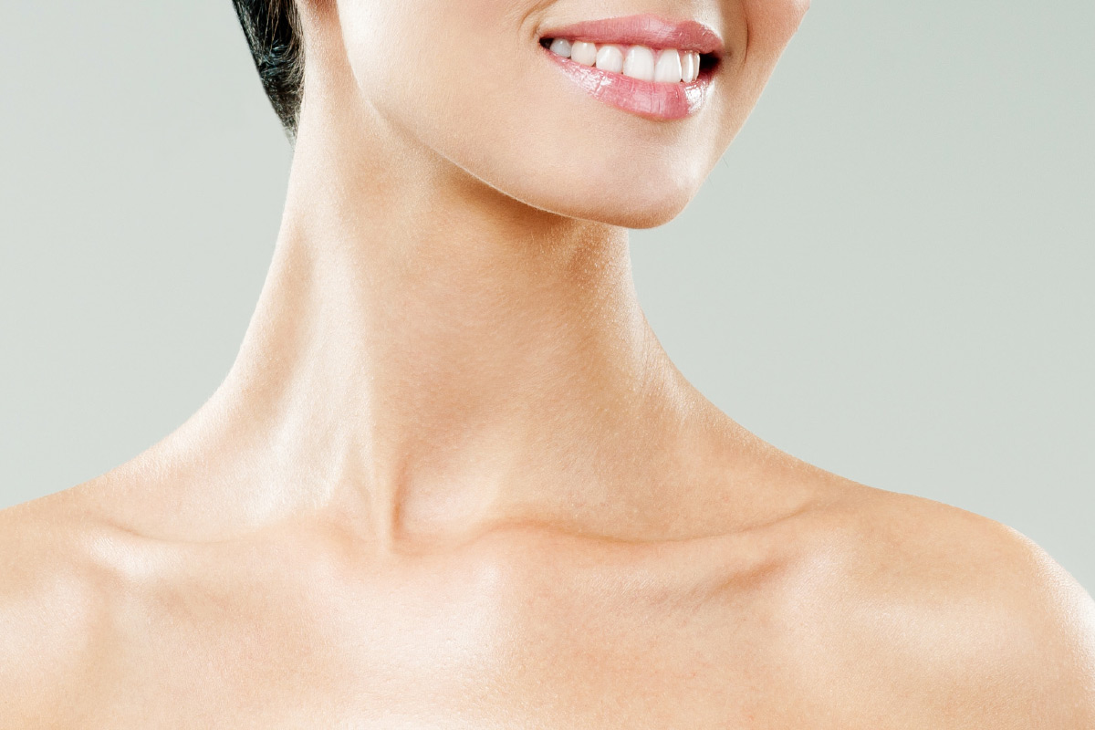 Level Up: Neck Contouring Is the Latest Trend Or Is It